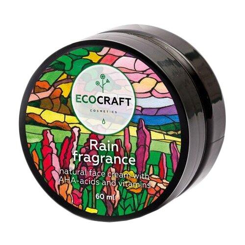 Купить EcoCraft Аромат дождя Крем для лица с витаминами и АНА-кислотами для нормальной кожи, 60 мл