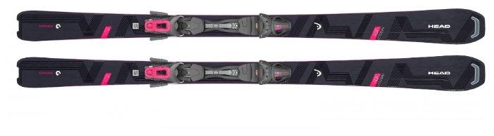 Горные лыжи HEAD Absolut Joy SLR с креплениями Joy 9 GW (18/19)