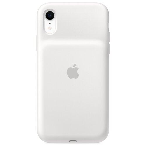 Купить Чехол-аккумулятор Apple Smart Battery Case для Apple iPhone XR белый