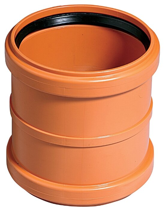муфта OSTENDORF д/наружн канализации 160мм