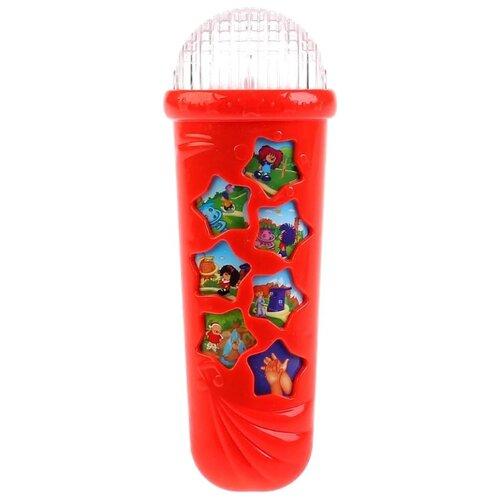 Умка микрофон HT770F красный умка микрофон a848 h05031 r9