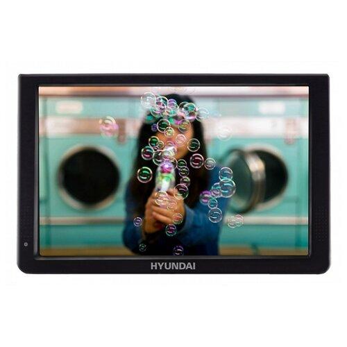 Автомобильный телевизор Hyundai H-LCD1200 черный