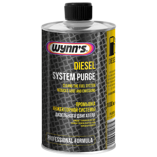 WYNN'S W89195 Diesel System Purge 1 л