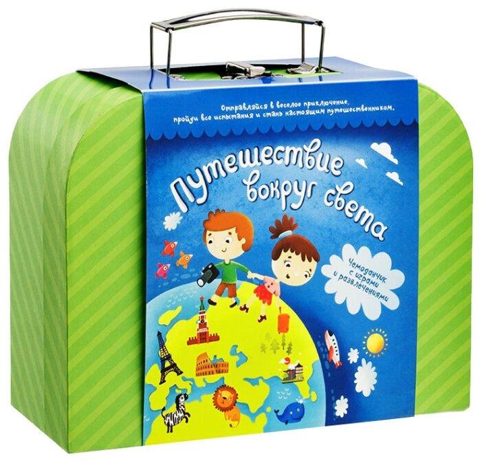 Набор настольных игр Подарок в чемодане Путешествие