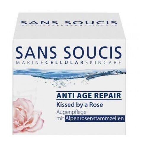 Крем Sans Soucis Repair для кожи вокруг глаз 15 млАнтивозрастная косметика<br>