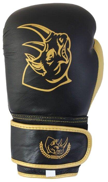 Боксерские перчатки ECOS из ПУ