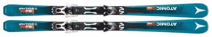 Горные лыжи ATOMIC Vantage X 75 CTI (16/17)