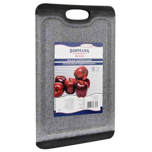 Разделочная доска Bohmann BH 02-526 37.8х27х0.9 см мрамор