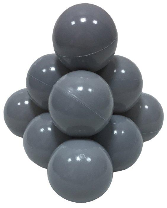 Шарики для сухих бассейнов Hotenok 50 штук, 7 см
