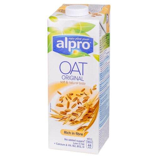Овсяный напиток alpro Оригинальный 1.5%, 1 л