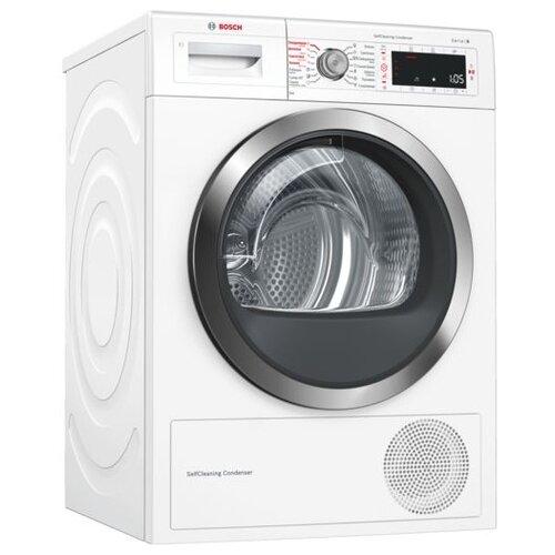 Сушильная машина Bosch WTW85561OE белый
