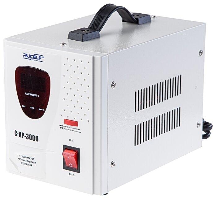 Стабилизатор напряжения однофазный RUCELF СтАР-3000 (2 кВт)