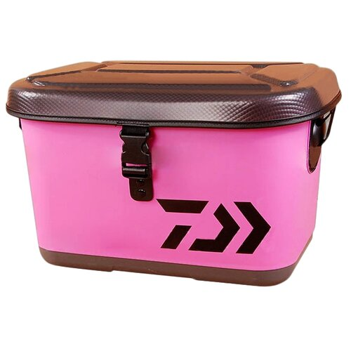 Фото - Сумка для рыбалки DAIWA HD Tackle Bag S36CMA PK 7251 42х29х25.5см розовый товары для рыбалки
