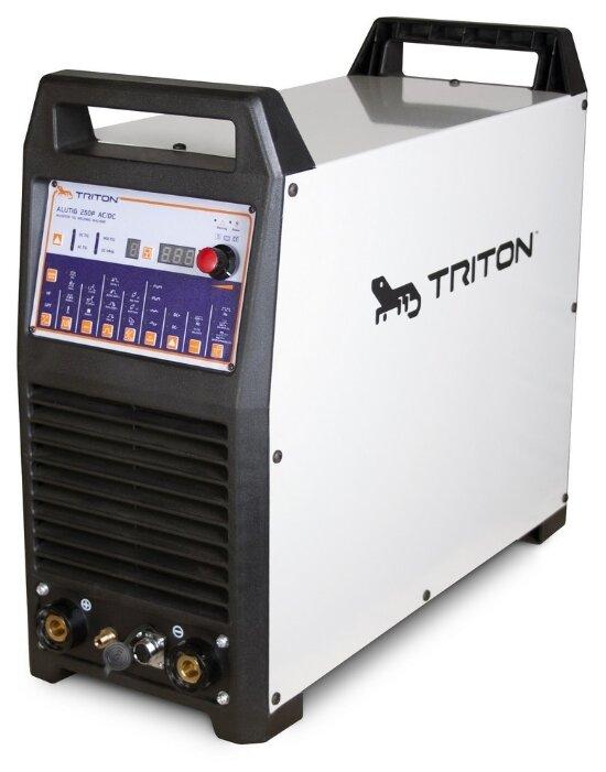 Сварочный аппарат TRITON ALUTIG 250P AC/DC