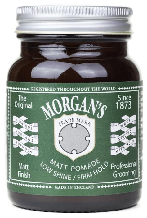 Morgan's Помада Matt Pomade Low Shine/Firm Hold, сильная фиксация