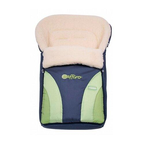 Купить Конверт-мешок Womar Crocus в коляску 90 см 2 зеленый, Конверты и спальные мешки