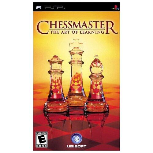 Игра для PlayStation Portable Chessmaster: The Art of Learning