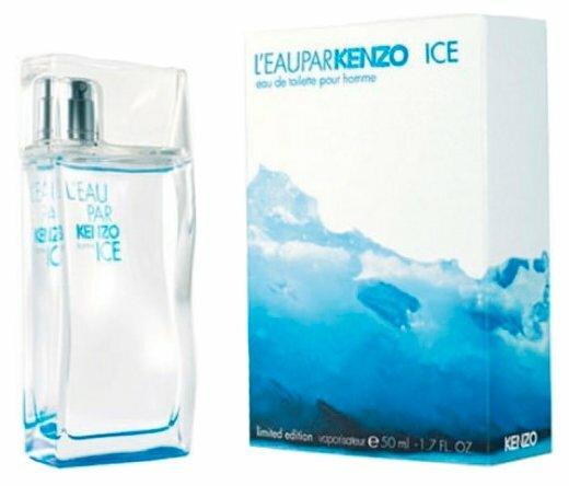 Туалетная вода KENZO L'Eau par Kenzo Ice pour Homme