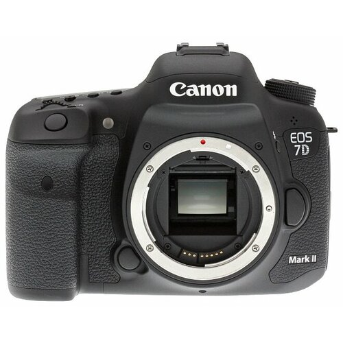 Фотоаппарат Canon EOS 7D Mark II Body фотоаппарат canon eos 80d body