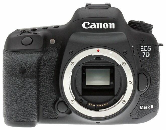 Зеркальный фотоаппарат Canon EOS 7D Mark II Body