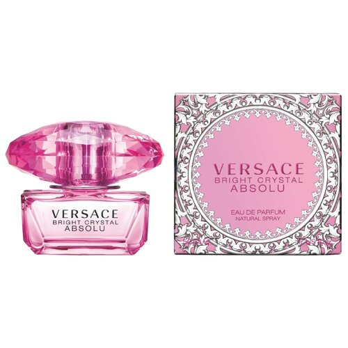 Парфюмерная вода Versace Bright Crystal Absolu, 50 мл
