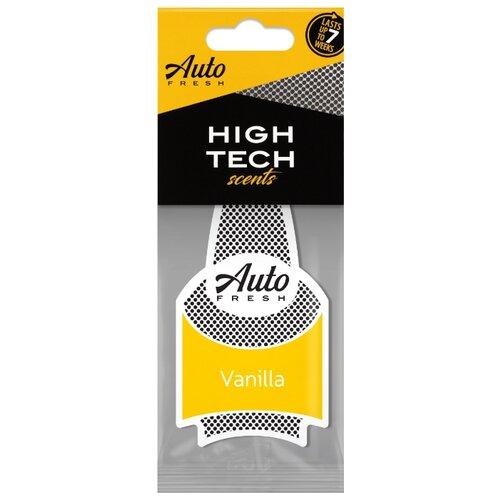 цена на Auto Fresh Ароматизатор для автомобиля Dry High Tech Scents Vanilla