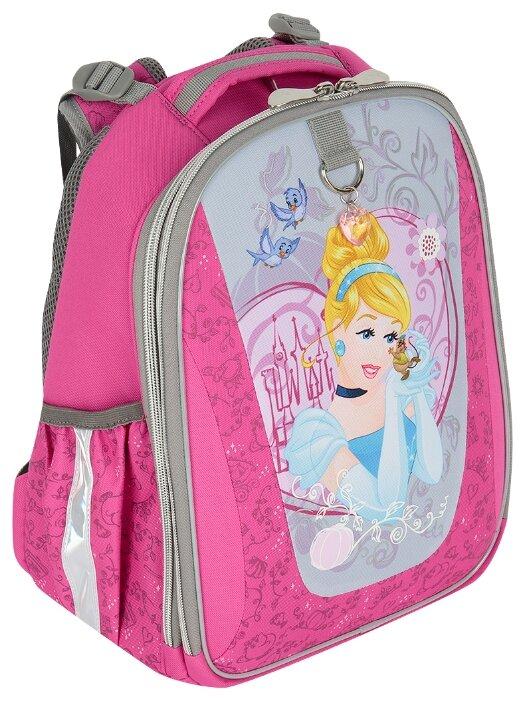 Маленький Рюкзак с меняющимися пайетками детский для девочки «Свинка Пеппа» R90, Цвет Голубой