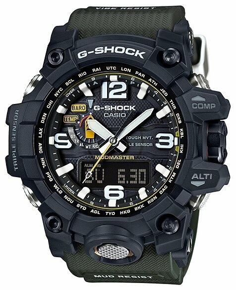 Наручные часы CASIO G-SHOCK CLASSIC GWG-1000-1A3