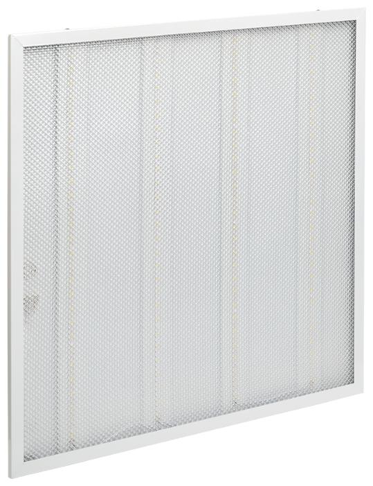 Потолочная светодиодная панель IEK ДВО 6560-Р 6500К 36Вт Призма