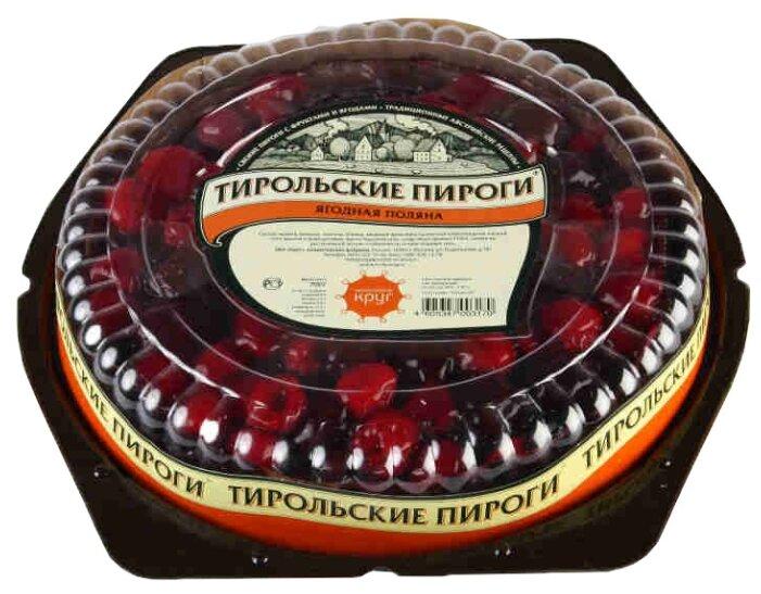 Пирог десертный Тирольские пироги Ягодная поляна, 700 г