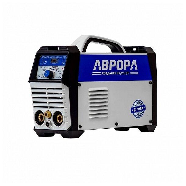 Сварочный аппарат Aurora СИСТЕМА 200 ПУЛЬС (TIG, MMA)