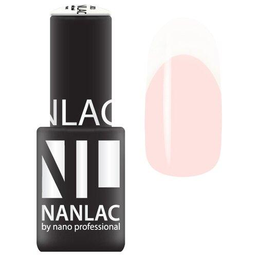 Гель-лак для ногтей Nano Professional Эмаль, 6 мл, NL 1200 белый ангел гель лак для ногтей nano professional эмаль 6 мл оттенок nl 2175 свободная любовь