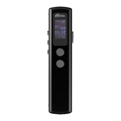 Диктофон Ritmix RR-120 4Gb черный