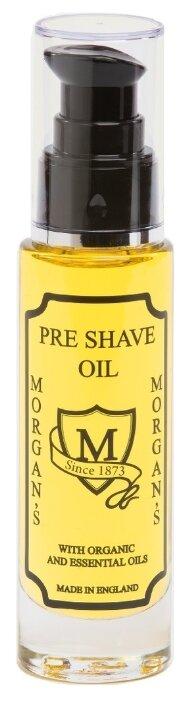 Масло для бритья Pre Shave Oil Morgan's