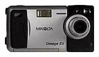 Фотоаппарат Minolta DiMAGE EX Zoom 1500