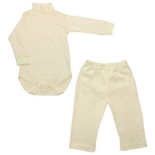 Фото - Комплект одежды Клякса размер 74, желтый комплект одежды клякса размер 86 желтый