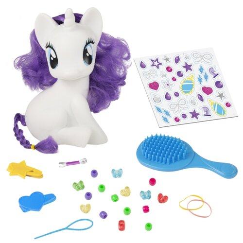Купить Игровой набор HTI My Little Pony для ухода за гривой Рарити 1684164, Игровые наборы и фигурки