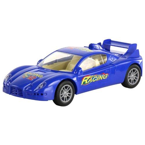 Гоночная машина Полесье Racing (43597) 26 см синий