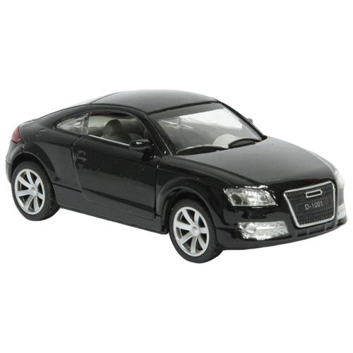 Купить Легковой автомобиль Handers Audi TT (HAC1602-018) 1:32 17 см черный, Машинки и техника