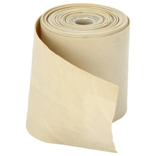 Эспандер лента Indigo бинт-резина (00018539) 400 х 7 см бежевый эспандер лента indigo heavy 6004 4 46 х 5 см черный