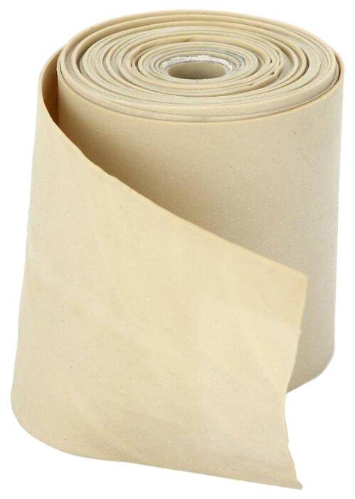 Эспандер лента Indigo бинт-резина (00018539) 400 х 7 см бежевый
