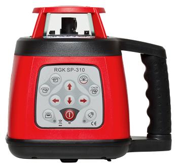 Лазерный уровень самовыравнивающийся RGK SP 310 (4610011870446)
