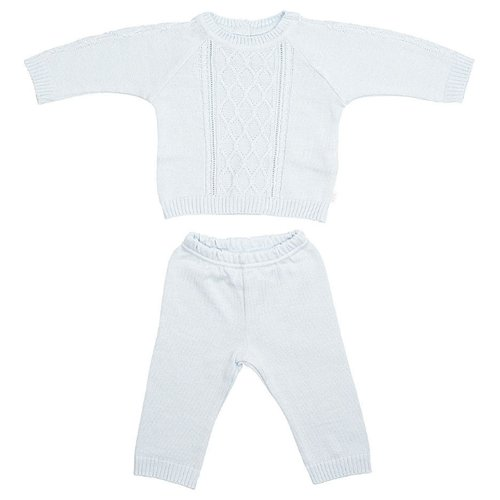 Комплект одежды LEO размер 74, голубойКомплекты<br>