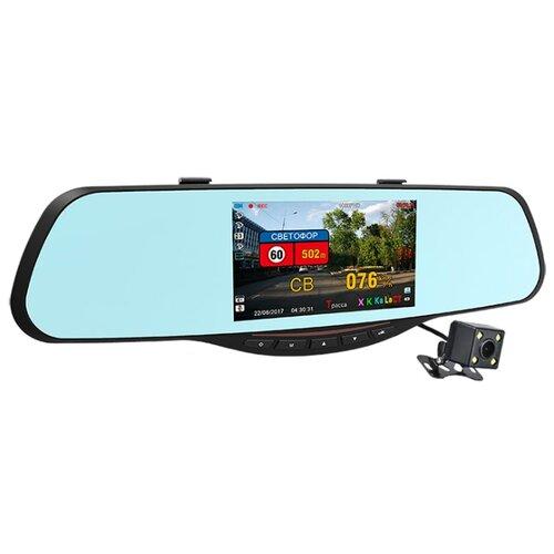 Купить Видеорегистратор с радар-детектором Intego VX-685MR черный