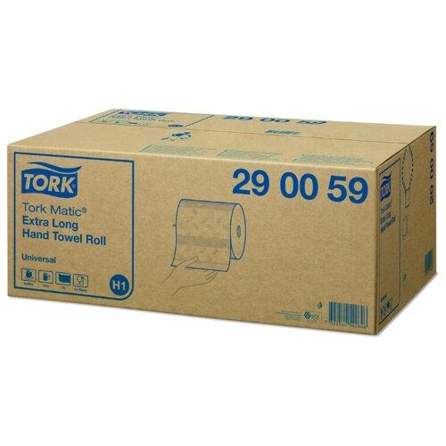 Полотенца бумажные TORK Matic universal 290059 6 рул. туалетная бумага tork universal 120195 1 рул