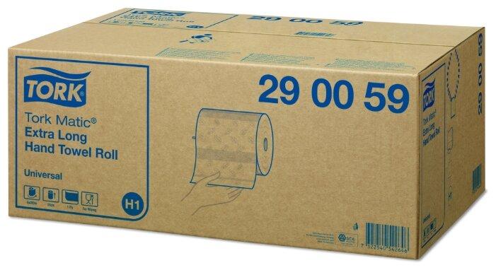 Полотенца бумажные TORK Matic universal 290059