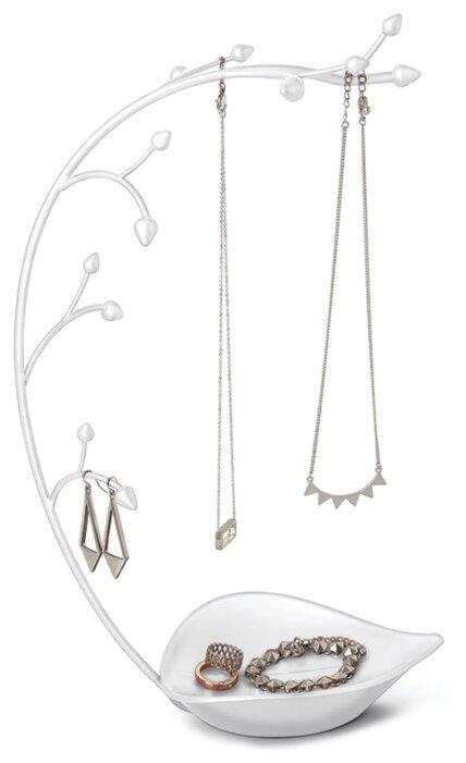 Подставка для украшений Umbra Orchid 299340-660, белый
