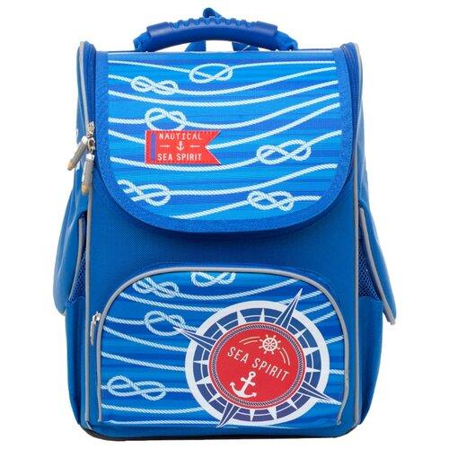BG Рюкзак-ранец Compact Sea spirit SBC 2745, голубой