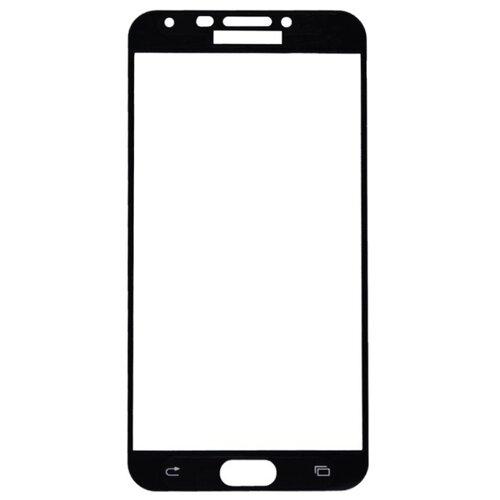 Защитное стекло Liberty Project Tempered Glass с рамкой для Samsung Galaxy J4 SM-J400FZKHSER черный защитное стекло liberty project для huawei p smart z tempered glass 0 33mm 2 5d 9h 0l 00043775