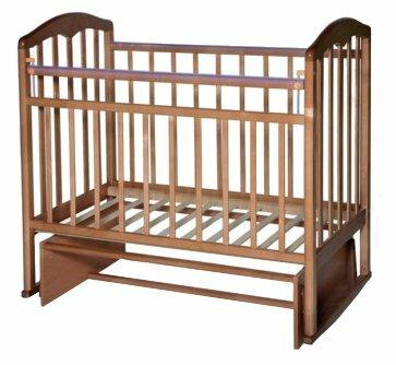 Кроватка Esperanza Martinа Decor №03 (поперечный маятник)